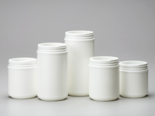 HDPE Straight Sided Canister