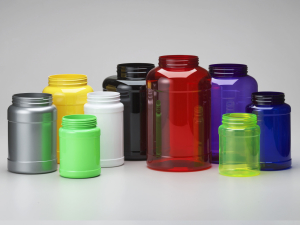 Large Wide Mouth Canister
